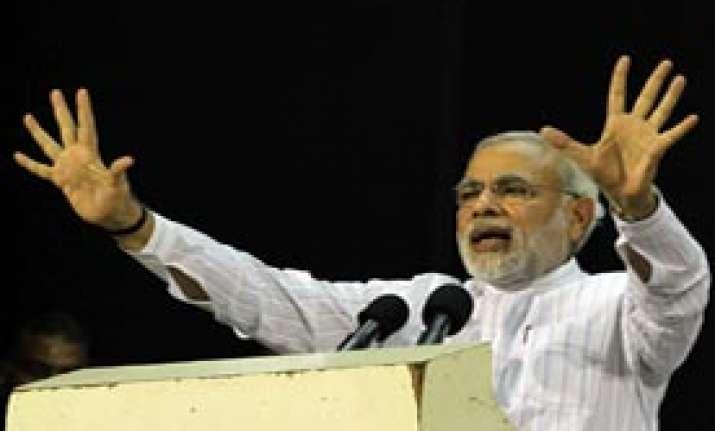 rajnath singh virtually anoints modi as pm candidate