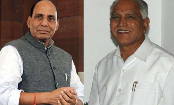 rajnath singh s no vacancy remark unwarranted says