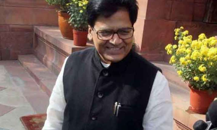 ram gopal yadav admitted to aiims