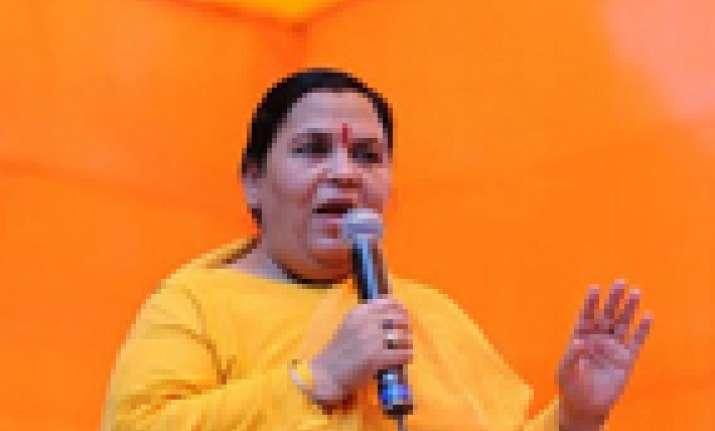 ram temple matter of faith for bjp focus on development