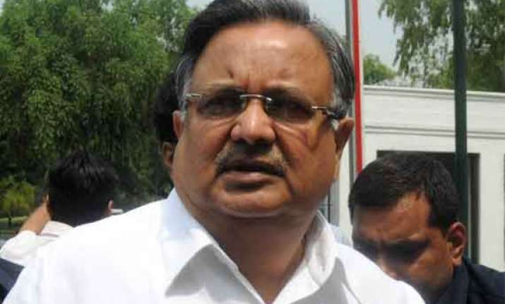 raman singh thanks centre for iit gift