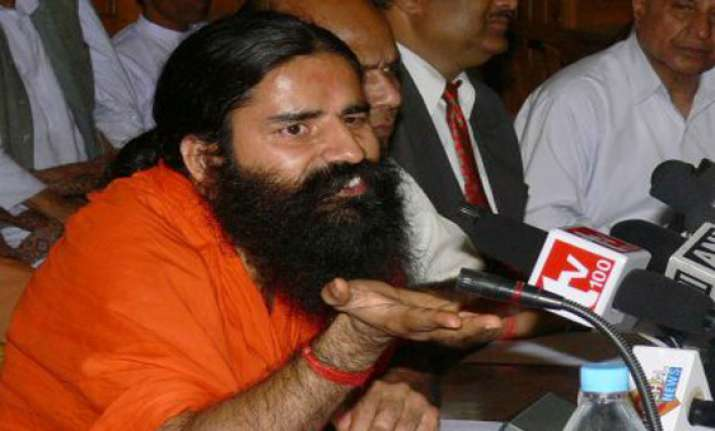ramdev attacks govt