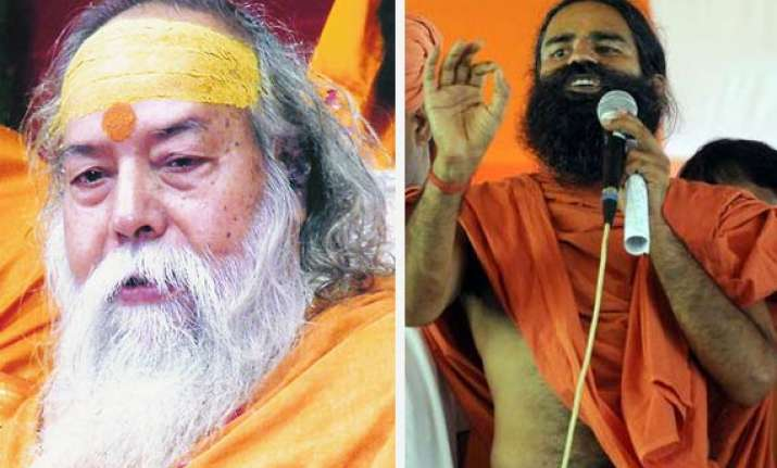 ramdev is misleading society says swarupanand