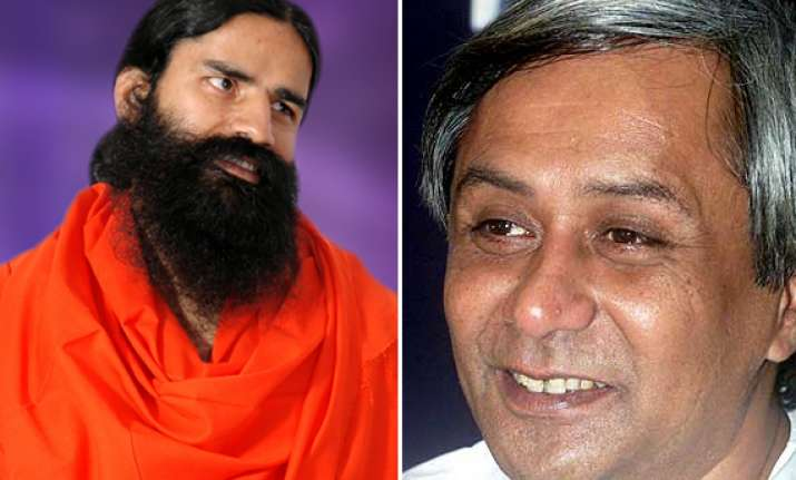 ramdev in odisha to enlist naveen s support