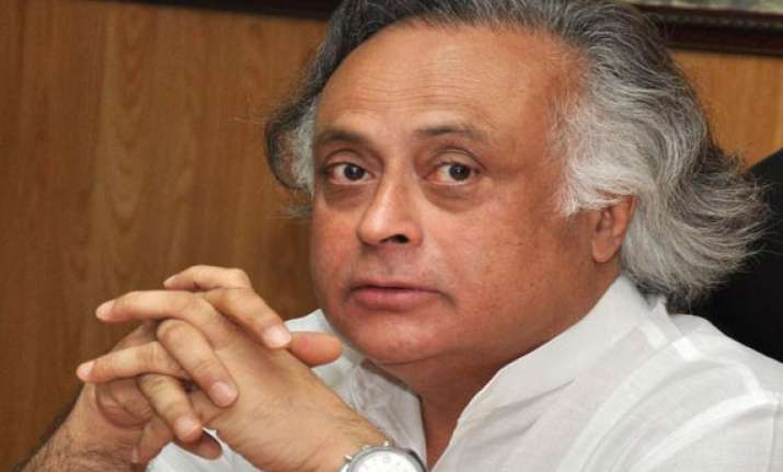 ramesh bats for serious audit of poll expenditure by parties
