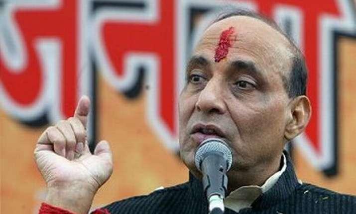 rampant corruption in jk says rajnath