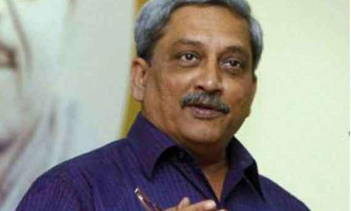 rape comments not insensitive but misquoted manohar parrikar