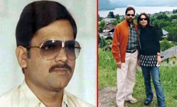 rare pictures of bjp leader mukhtar abbas naqvi and his