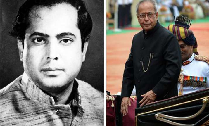 rare pictures of president pranab mukherjee and family