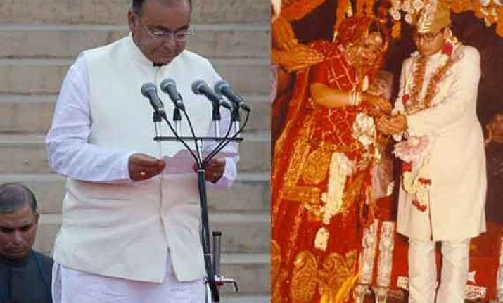 rare pics of bjp leader arun jaitley union minister for