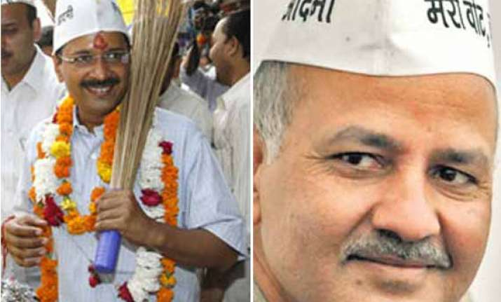 read 12th list of aap candidates released today