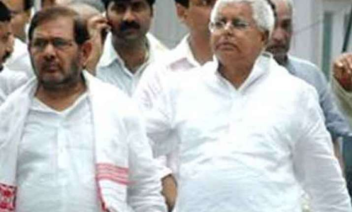 realignment of old janata parivar in offing in bihar