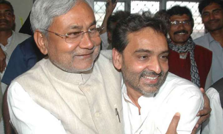 jd u mp kushwaha resigns from rajya sabha party