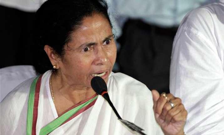 regional parties will do well in next lok sabha poll mamata