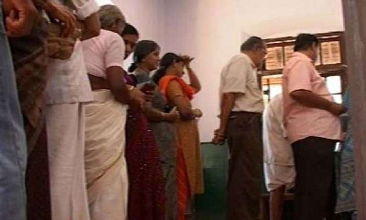 repoll in one tamil nadu polling station today