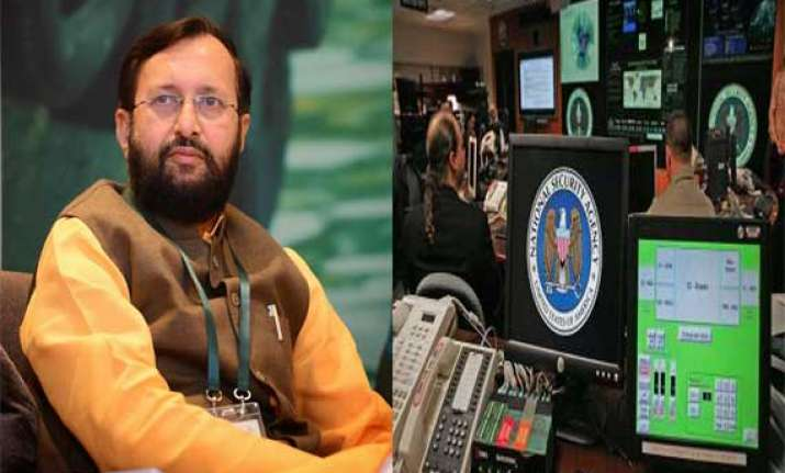 reports on us spying of party serious will cross check bjp