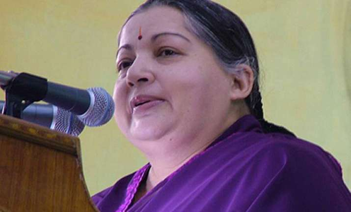 resolve issues in food security bill jayalalithaa