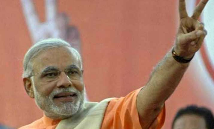 rise of modi from hindutva hardliner to development mascot