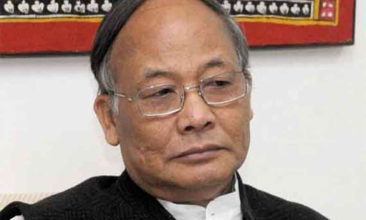 robbery at manipur cm s house irb personnel replaced
