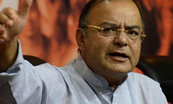 rulers and maharajas should display greater probity jaitley