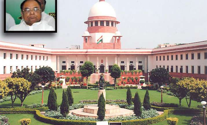 sc upholds election of jd u mp mangani lal mandal