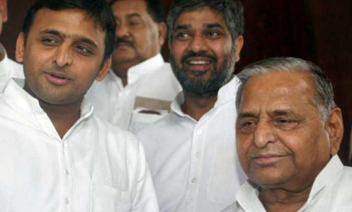 sp plans to hold meet to woo brahmin voters