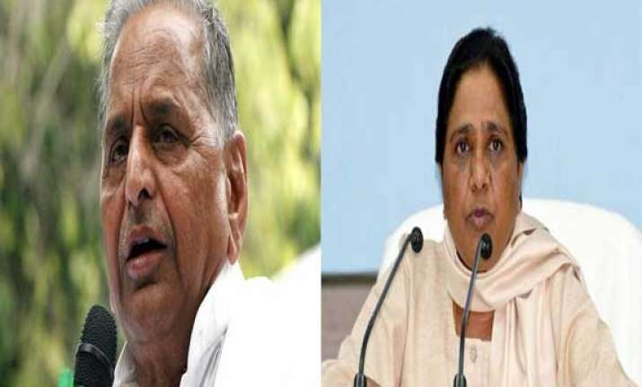 sp spreading rumour mulayam will leave azamgarh seat
