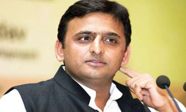 sp way ahead of rivals in working for people akhilesh