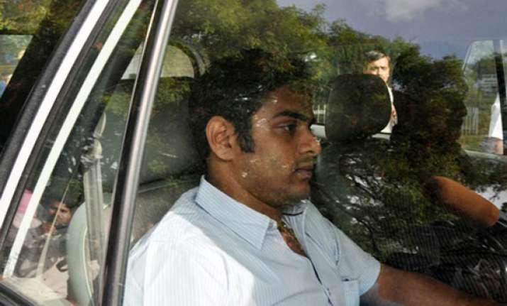 sadananda gowda s son starlet summoned for recording