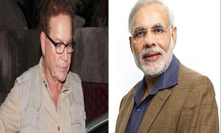 salman khan s father forgives modi for gujarat riots