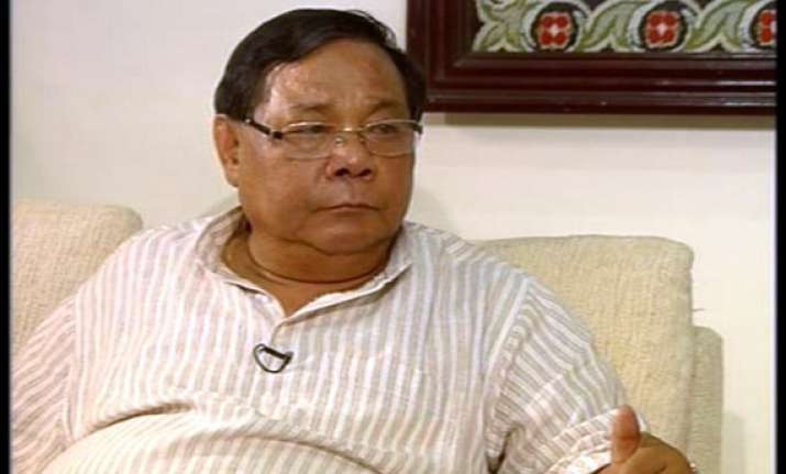 sangma says tribal leaders are unitedly backing him