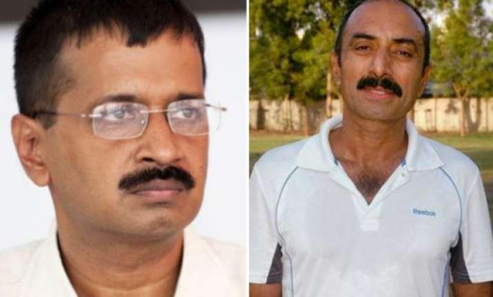 sanjiv bhatt provided some documents says kejriwal
