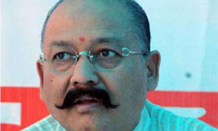 satpal maharaj quits congress joins bjp