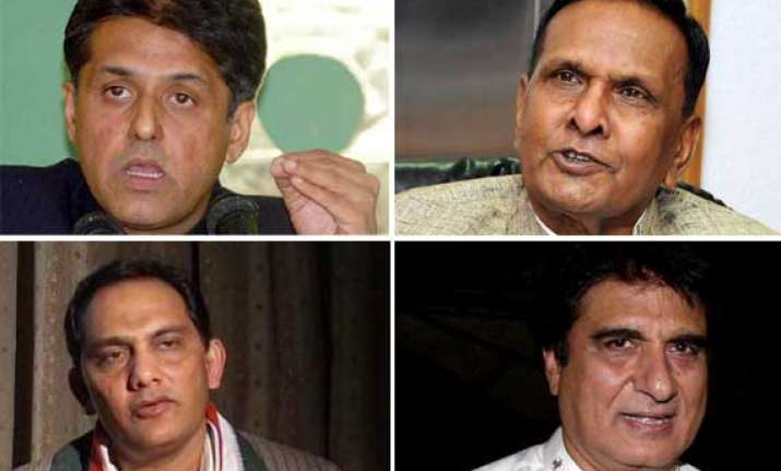 know the congress leaders who are looking for safe seats in