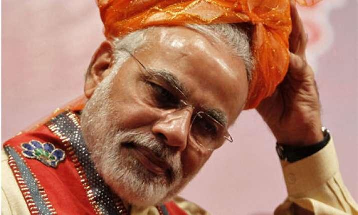sena slams congress for targeting modi on his marital status