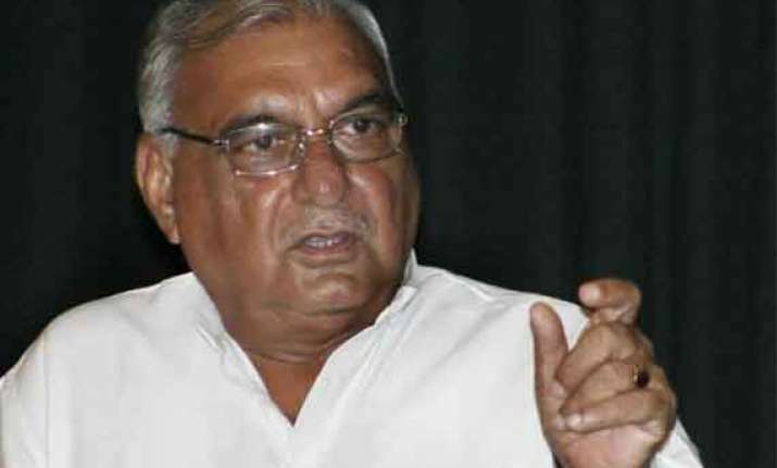 separate sikh panel recommended for haryana hooda