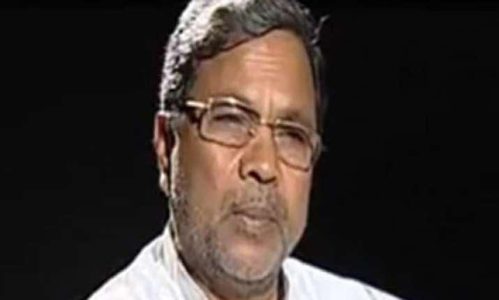 setback to cong in karnataka siddaramaiah resigns as oppn