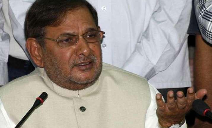 sharad yadav may soon join nda claims bjp ally