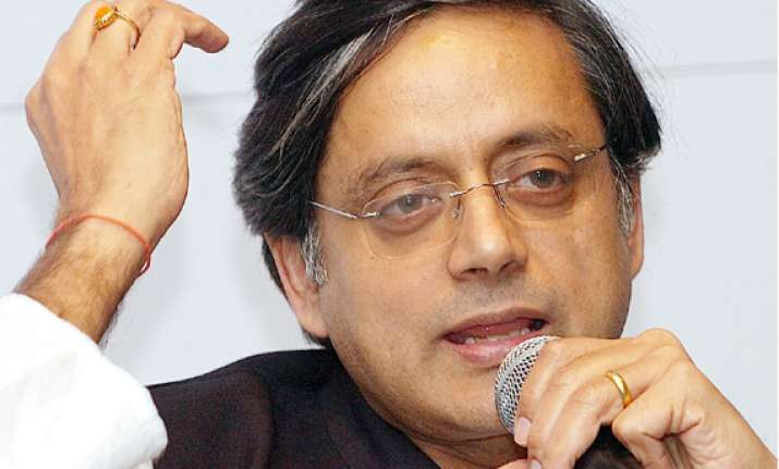 shashi tharoor s assest comes to around rs 23 crore