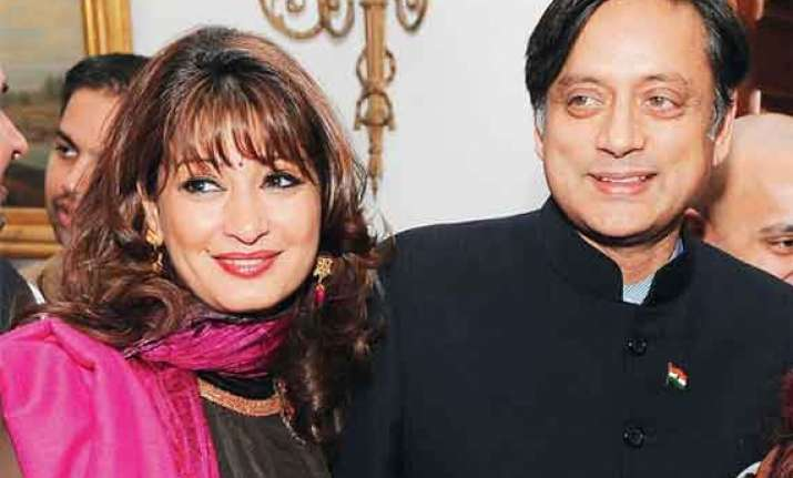 shashi tharoor breaks his silence seeks early end to