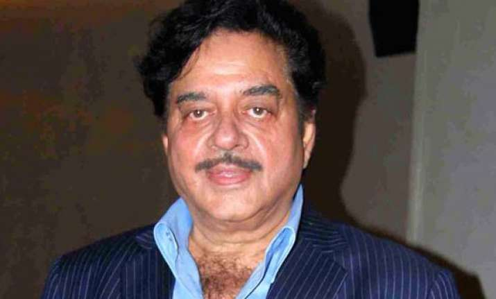 bjp pm nominee will need advani s blessings shatrughan