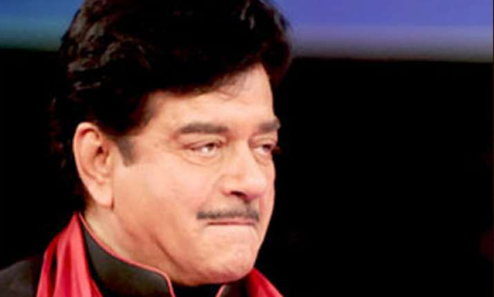 shatrughan to skip bjp national executive meet in goa