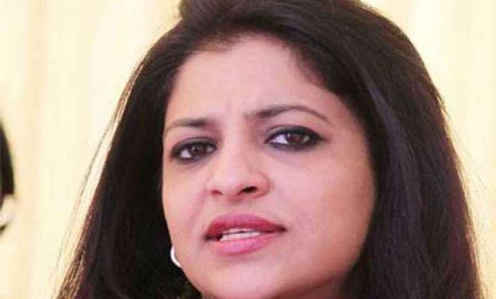 muslims should be communal for their own good says shazia
