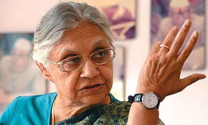 sheila dikshit confident of fourth win