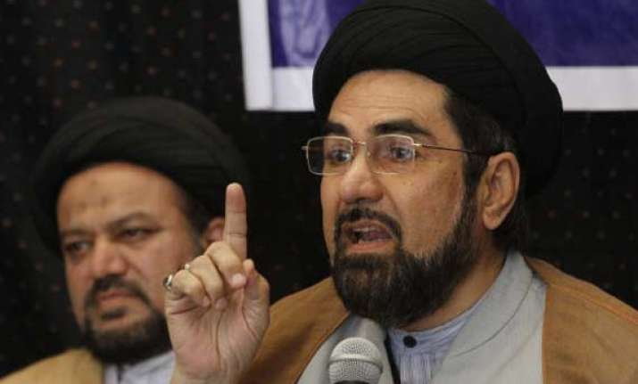 shia cleric meets up governor demands probe into cane charge