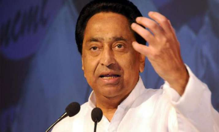 shinde s statement was of regret not apology kamal nath