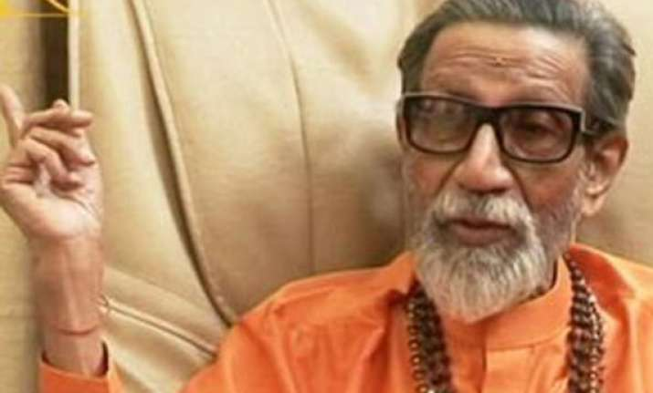 shiv sena demands president s rule at centre