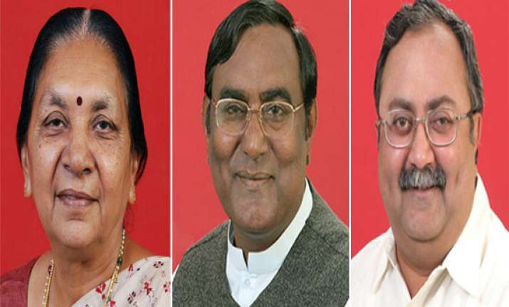 short profile of ministers who took oath with narendra modi