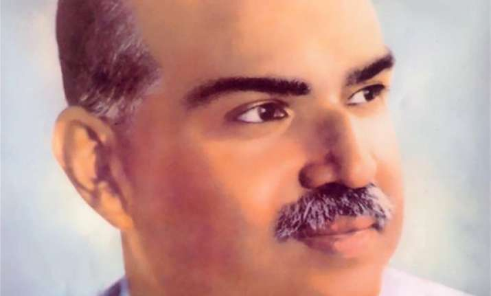 shyama prasad mukherjee sacrificed himself for integration