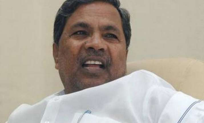 siddaramaiah warns officials of strict action for laxity
